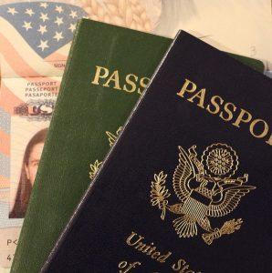 passports when Minnesota