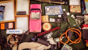 Decluttering tips for hoarders! Make some money, yard or garage sale is a good option!