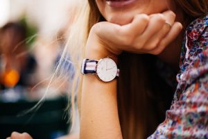 Wrist watch - hiring professional movers will save you a lot of time
