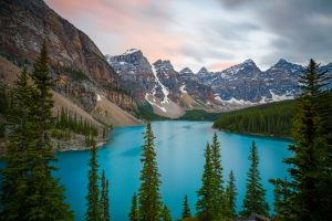 Whether we are talking about Eastern of Western Canada, nature is amazing