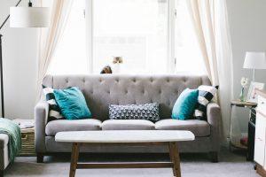 Choose multi-purpose furniture.