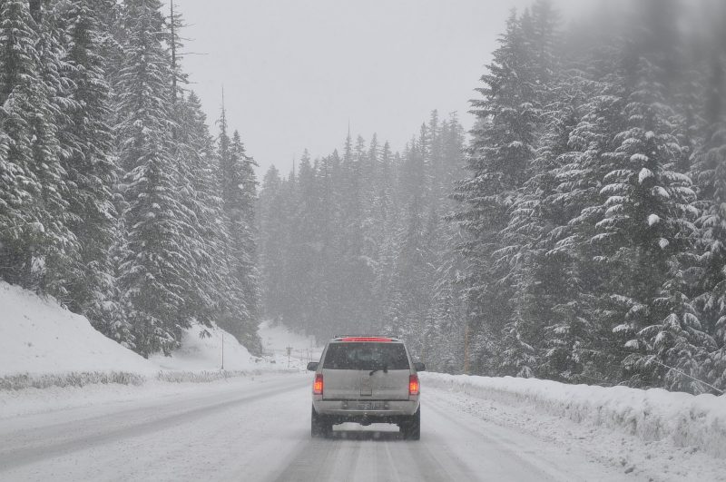 Prepare your car for winter.