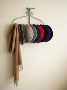 wall hanger is a great way to create additional storage space in your home