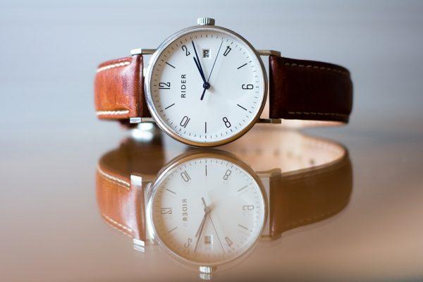 a hand watch